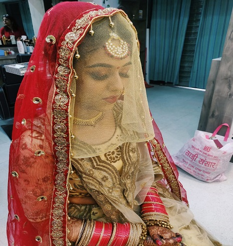 Mahima Makeover and Beauty Parlour , Mahima Makeover and Beauty Parlour In Bahraich