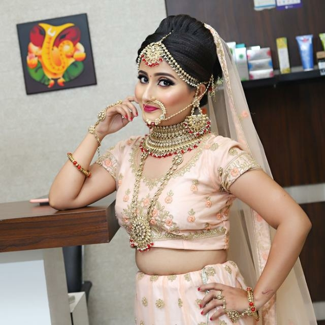 Blush Makeup Studio And Beauty Salon , Blush Makeup Studio And Beauty Salon In Kanpur