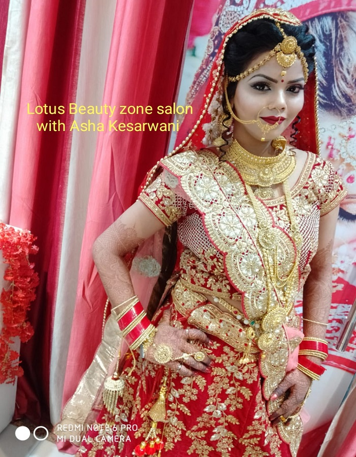 Lotus Beauty Zone , Lotus Beauty Zone In Allahabad
