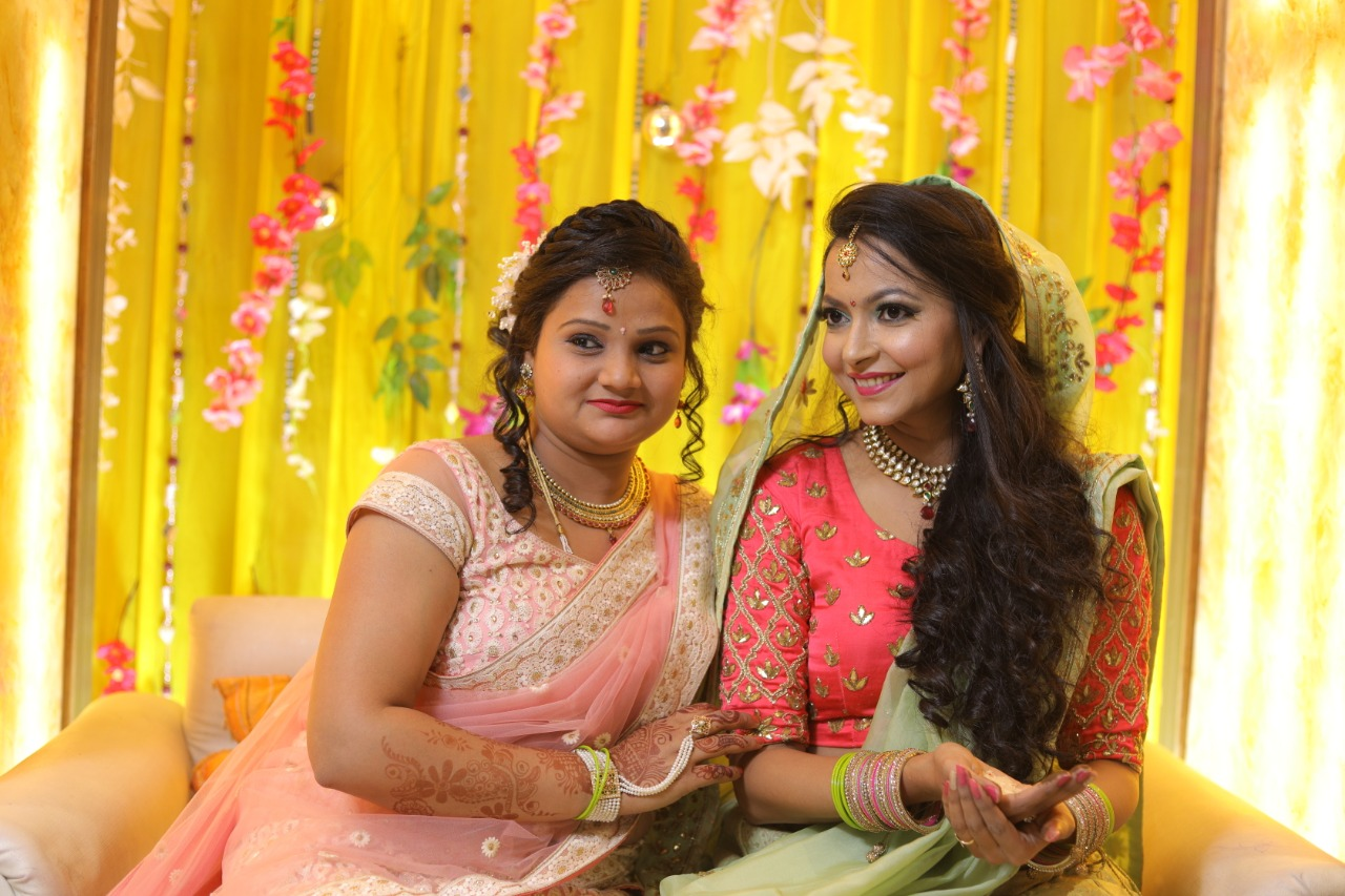 Makeup by Anshi Agrawal , Makeup by Anshi Agarwal In Agra