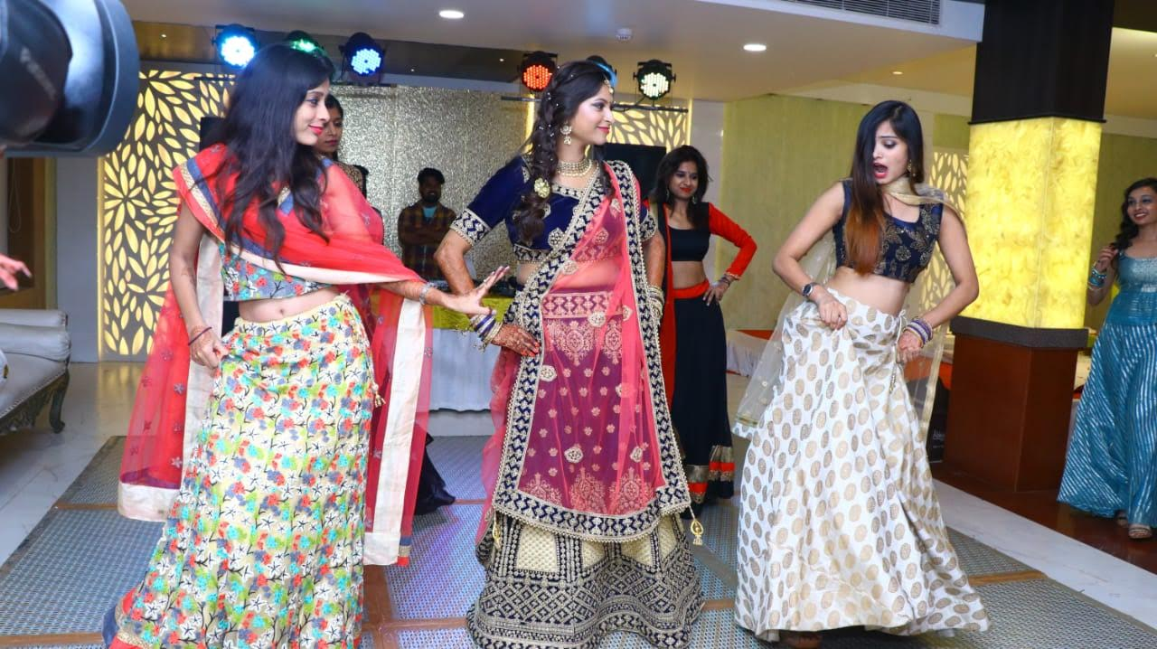 Preeti Wedding Choreography , Preeti Wedding Choreography In Pune