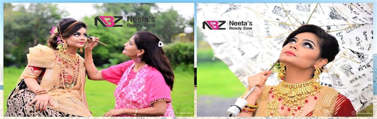 Neeta Beauty Zone Banner