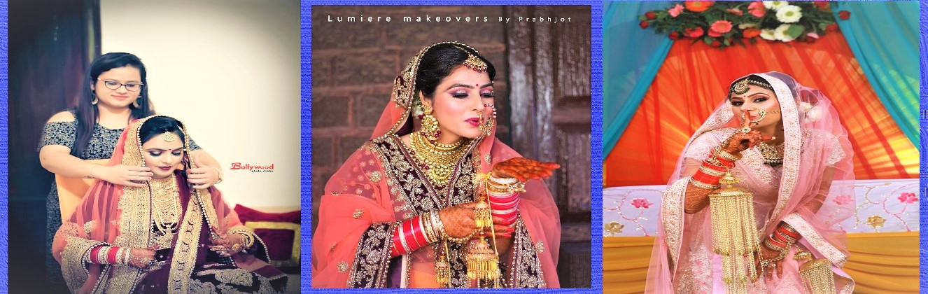 Lumiere Makeovers by Prabhjot Banner