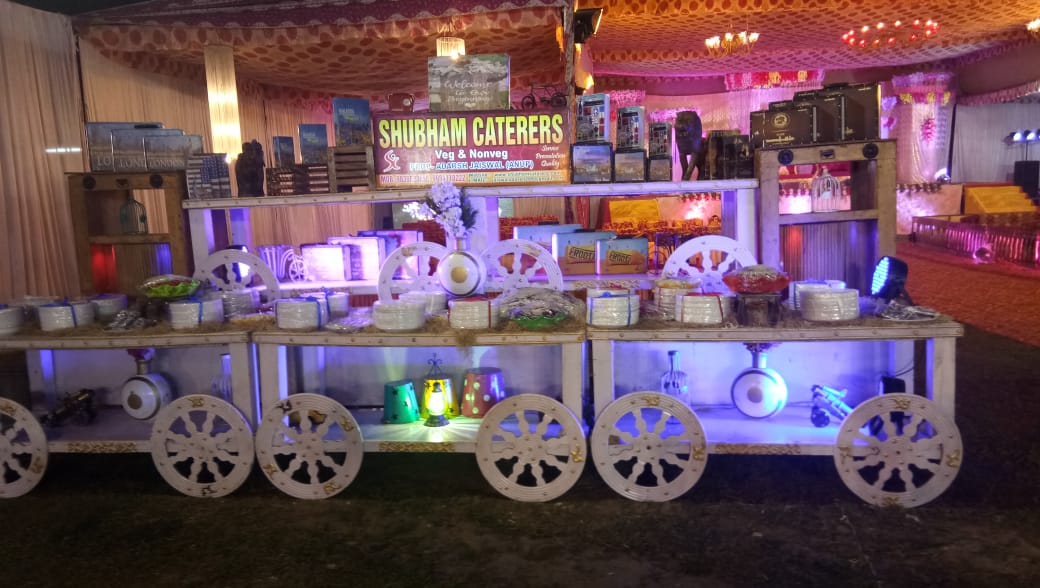 Shubham Caterers Banner