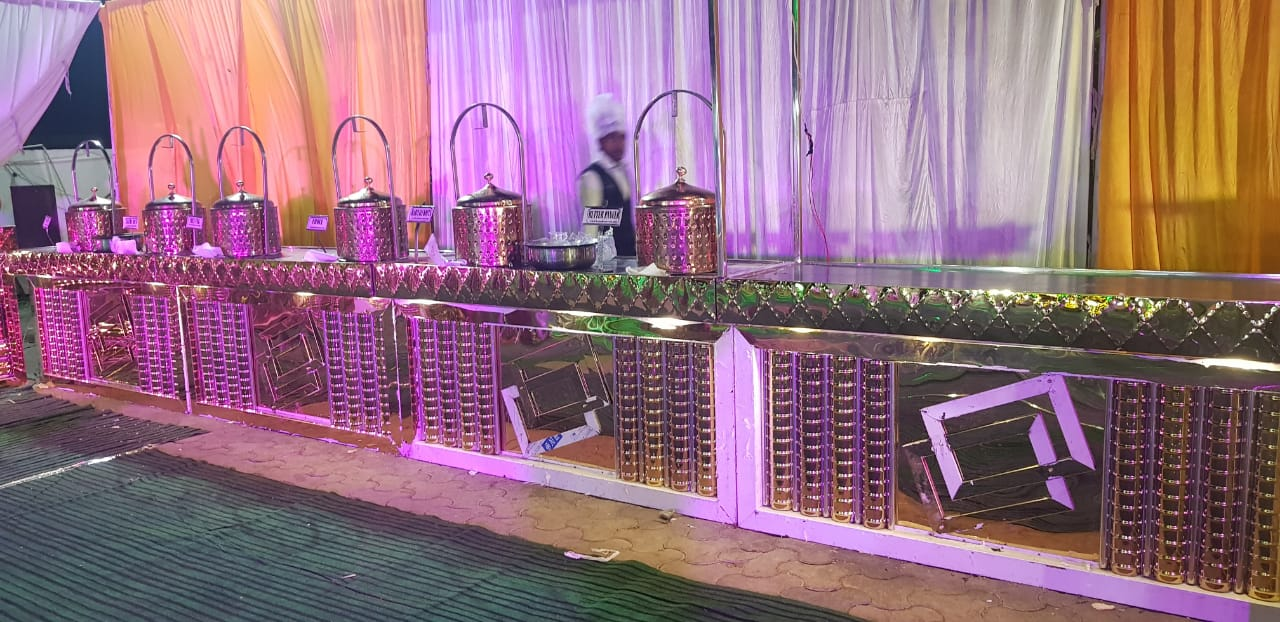 Kalash Caterers & Wedding Planners Banner