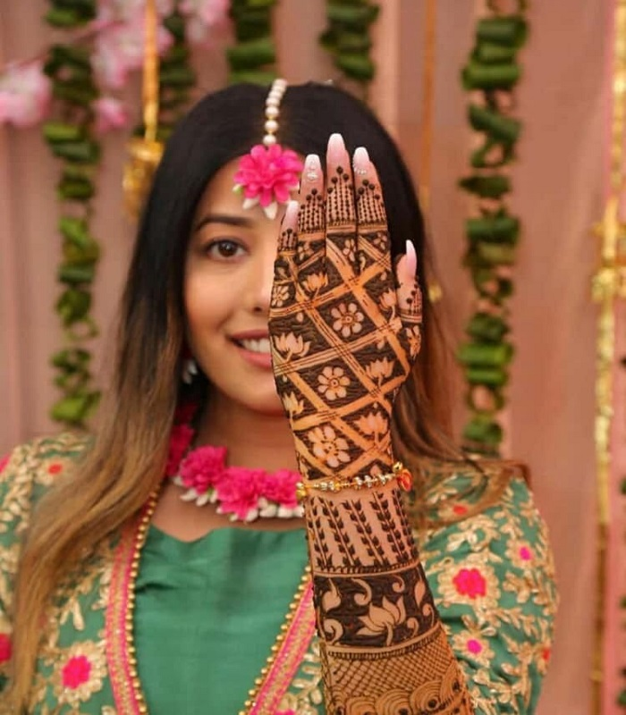 Lucky Mehndi Art