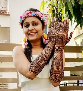 Latest Bridal Mehandi Wala