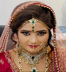Desi Touch Bridal MakeUp Studio & Beauty Salon
