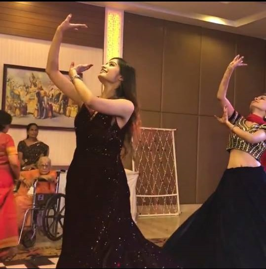 Preeti Wedding Choreography